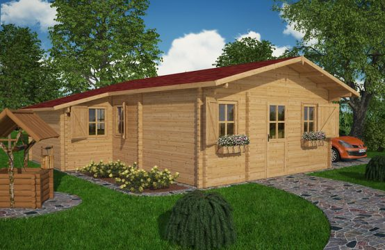 Dijon-casas de madera