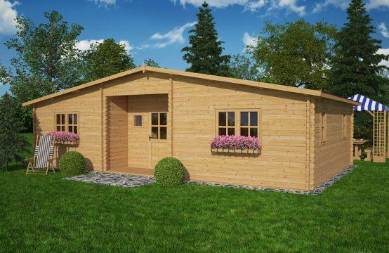 Fil-casas de madera