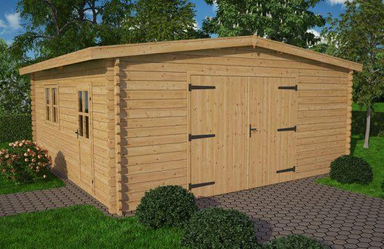 Garaje36C-garajes de madera