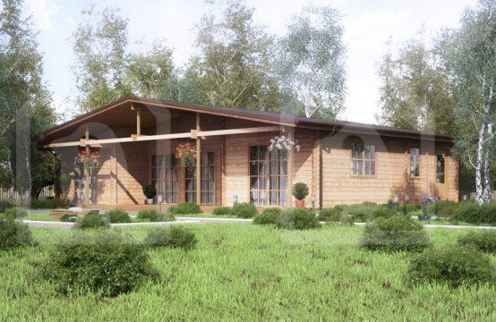 Riviera casas de madera