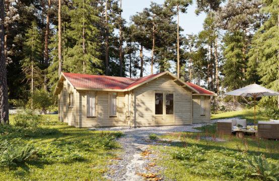 Casas de madera www.paratucasa.net