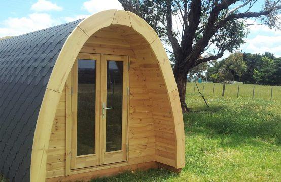 Paratucasa Camping Pod Luxury