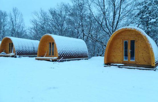 Paratucasa Camping Pod Luxury WC