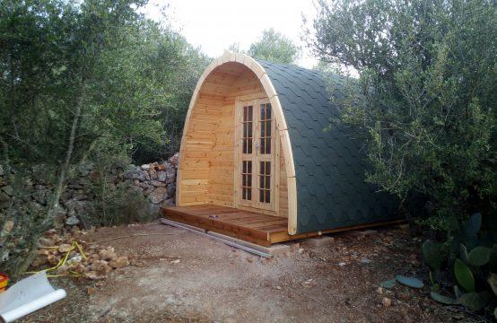 Paratucasa Camping Pod