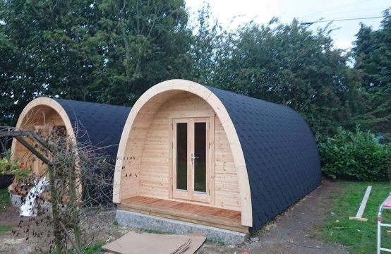 Paratucasa Camping Pod Luxury + WC
