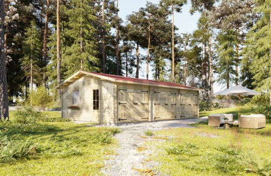 Garaje 54    44/70mm.  54m²